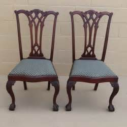 Antique Chippendale Dining Chairs French Chairs By Chippendale » Home Design 2017