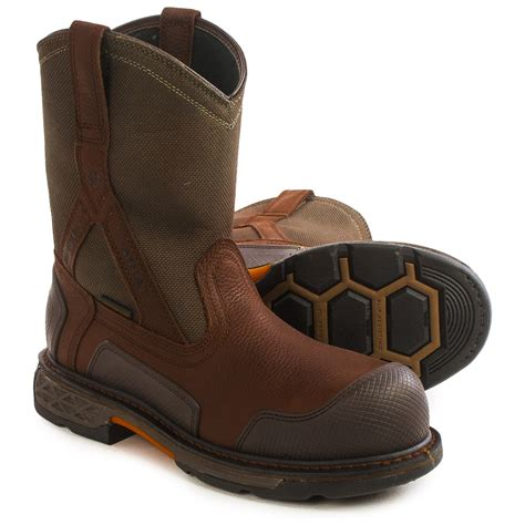ariat overdrive xtr h20 ct work boots for save 39
