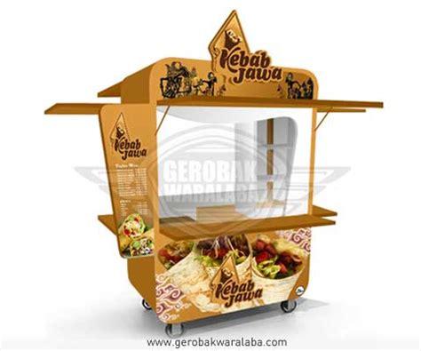 desain gerobak jogja gerobak kebab desain dan produksi gerobak kebab jawa