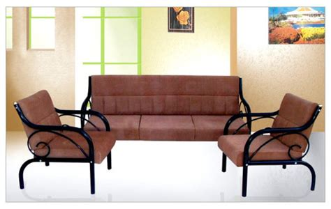 steel furniture sofa set metal sofa set view specifications details of metal