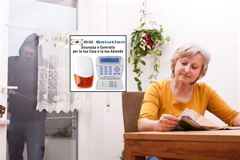 impianto allarme casa impianto antifurto casa senza fili funzionano bene
