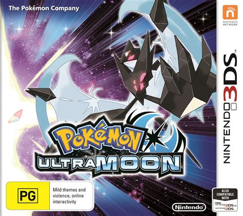Kaset 3ds Ultra Moon Ultra Moon Nintendo 3ds In Stock Buy Now At Mighty Ape Nz