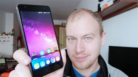 Lenovo P2 Chagne Gold k6000 plus review bigger battery android nougat and