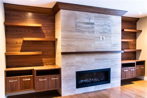 modern built in shelves pin by cashman on for the home