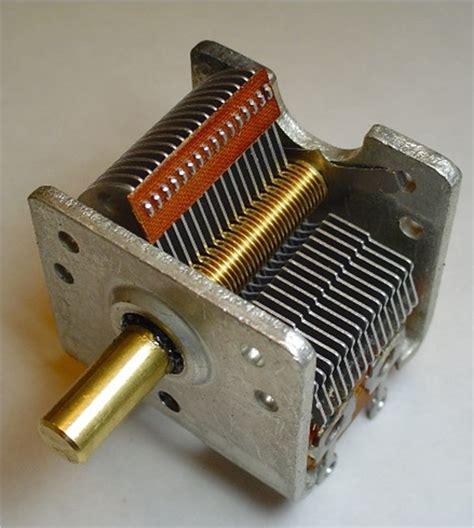 capacitor variavel para radio am drehkobau