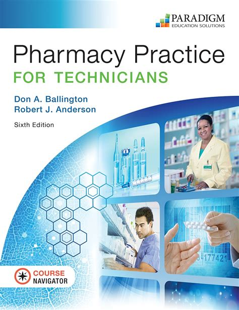 paradigm pharmacology for technicians 4th edition answer key