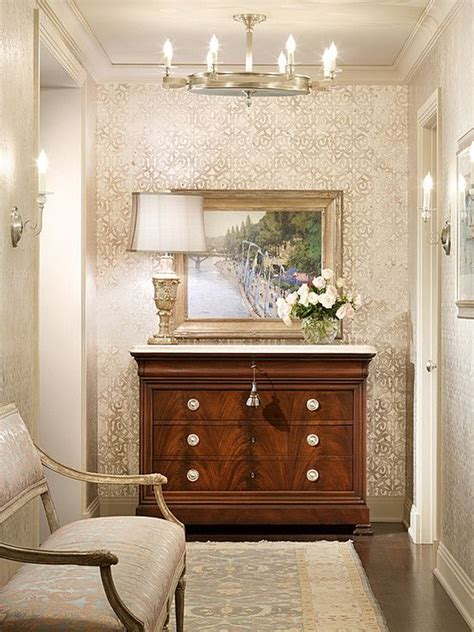 foyer wallpaper ideas wallpaper in a hallway or small foyer for the home