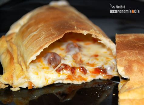 lade a pinza c 243 mo hacer la pizza calzone gastronom 237 a c 237 a