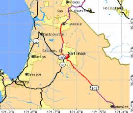 salinas california ca 93901 93905 profile population