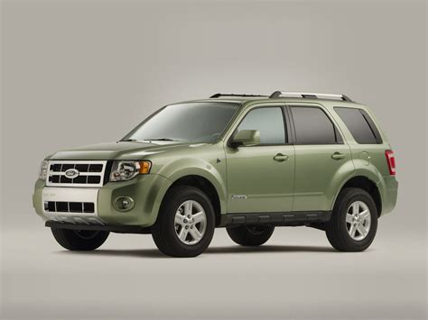 suv ford escape 2010 ford escape hybrid price photos reviews features