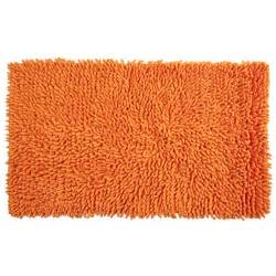 orange bath mat orange bathroom decor