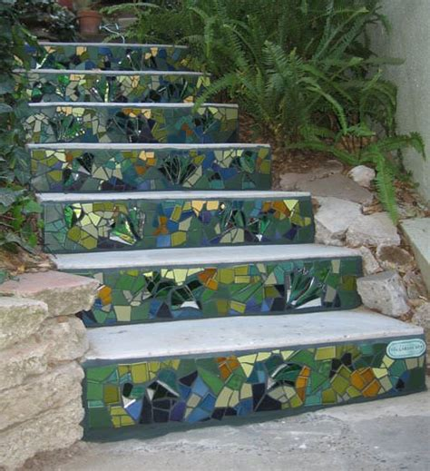 step by step diy garden steps and stairs the garden glove step by step diy garden steps and outdoor stairs the