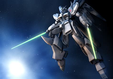 wallpaper nu gundam hi nu gundam space saber by zpaolo on deviantart