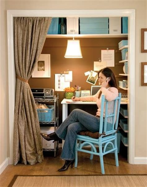 Turn Your Closet Into by Made Of Metal How To Turn A Closet Into An Office