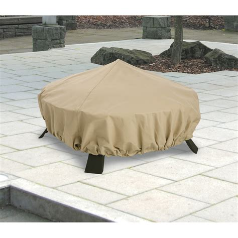 outdoor pit covers classic accessories outdoor patio furniture cover