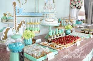 kara s party ideas royal carousel themed first birthday party kara s party ideas