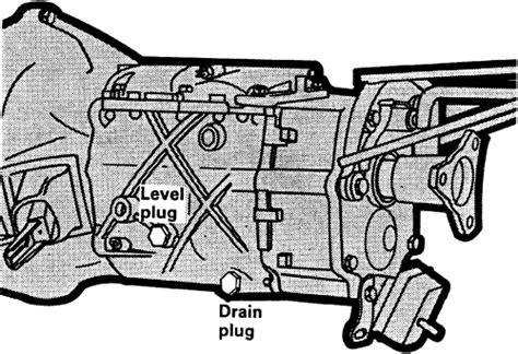 repair guides fluids  lubricants manual transmissiontransaxle autozonecom