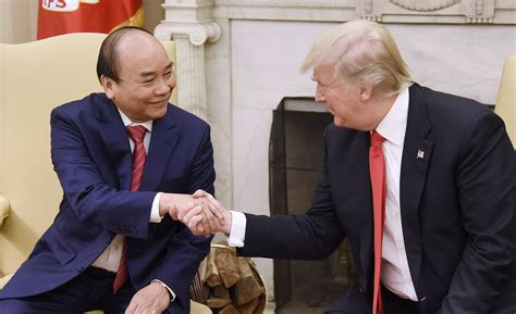 donald trump vietnam trump hails the signing of deals worth billions with