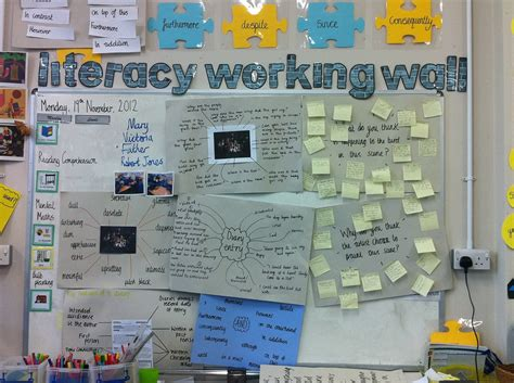 english themes for primary school working walls and topic interest tables exles of best