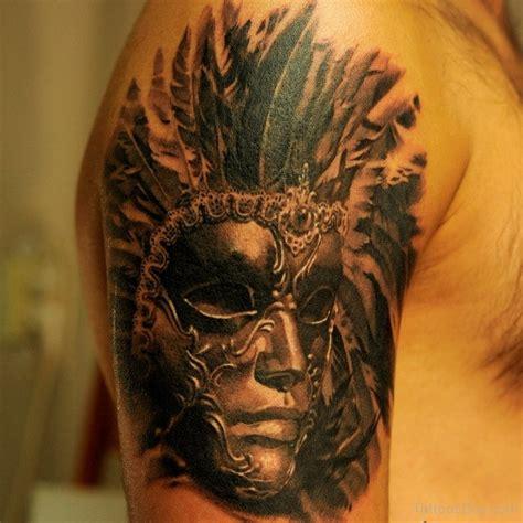 tattoo animal mask mask tattoos tattoo designs tattoo pictures page 9