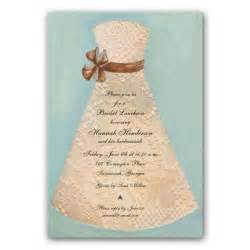 invitations for bridesmaids luncheon wording lace gown bridesmaids luncheon invitations paperstyle