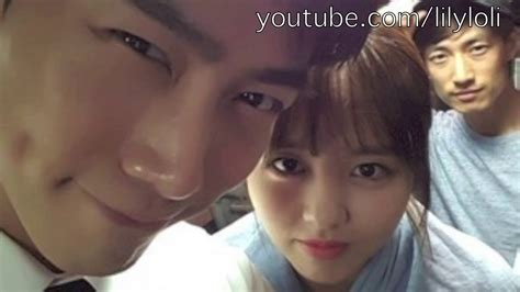 kim so hyun and bts let s fight ghost bts kim so hyun x ok taecyeon youtube