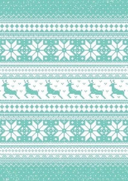 deer pattern iphone wallpaper christmas background tumblr