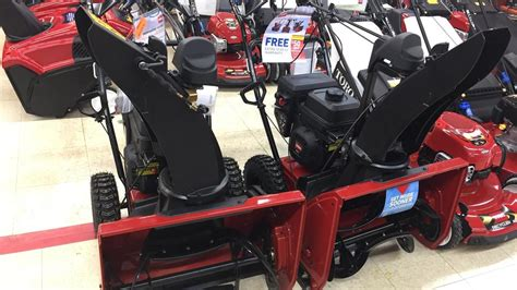 Fox 11 Snowblower Giveaway - prepare for winter by tuning up your snowblower and furnace wluk