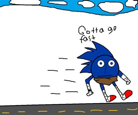 Gotta Go Fast Meme - image 693761 gotta go fast know your meme