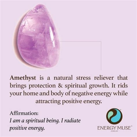 how to get rid of negative energy attached to you 25 best ideas about amethyst crystal on pinterest