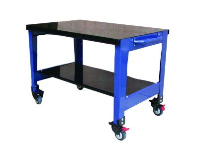 work benches on wheels 1073tq 300kg mobile work bench heavy duty all steel