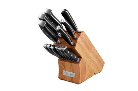 Ragalta Forged Precision Knife Block Set   Home   Kitchen