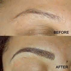 100 permanent makeup in leeds tattooed microblading microblading platinum blonde eyebrows google search