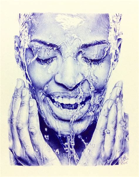 Sketches With Pen by 1000 Images About Arte Bic Ballpoint Pen On