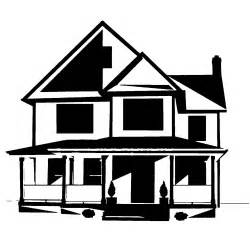 haus silhouette house silhouette clipart best