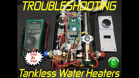 Water Heater Pensonic troubleshooting tankless water heaters in minutes step