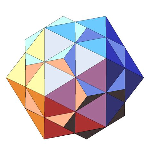 Image Gallery Stellated Icosahedron - image gallery icosahedron dodecahedron