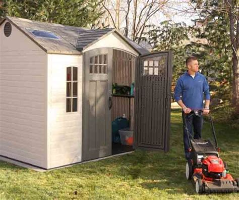 Sheds On Sale Free Shipping by Lifetime 60095 Shed On Sale Fast And Free Shipping