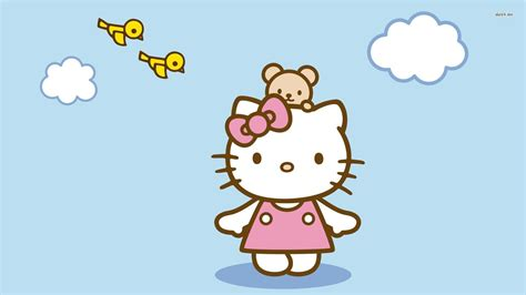 hello kitty wallpaper for windows 7 free download baby hello kitty wallpaper 40 images