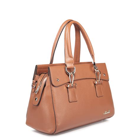 Cowhide Leather Handbags cowhide leather handbag brown