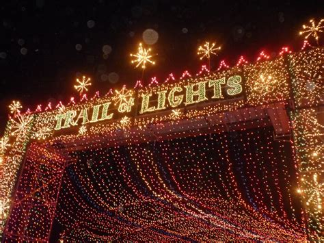 Trail Of Lights Tx by In Lights Events