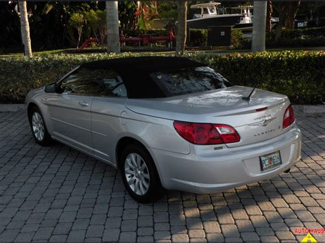 2010 Chrysler Sebring Convertible For Sale by 2010 Chrysler Sebring Touring Convertible Ft Myers Fl For