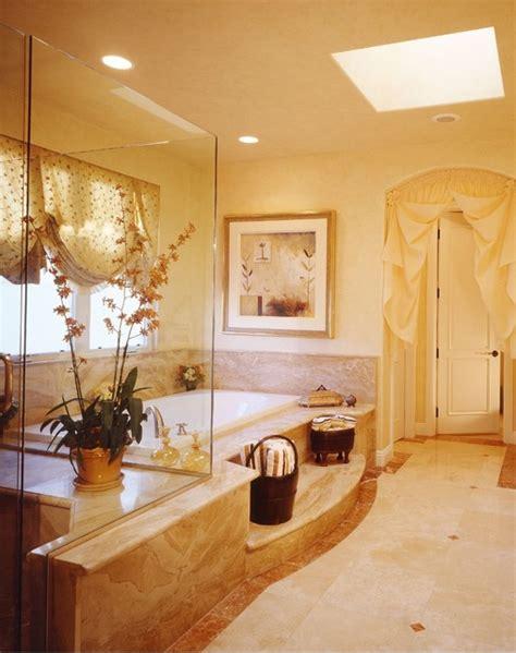 classic luxury master bedroom suite