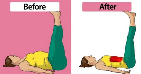 6 easy lower abdominal exercises for to do at home health and healthy living