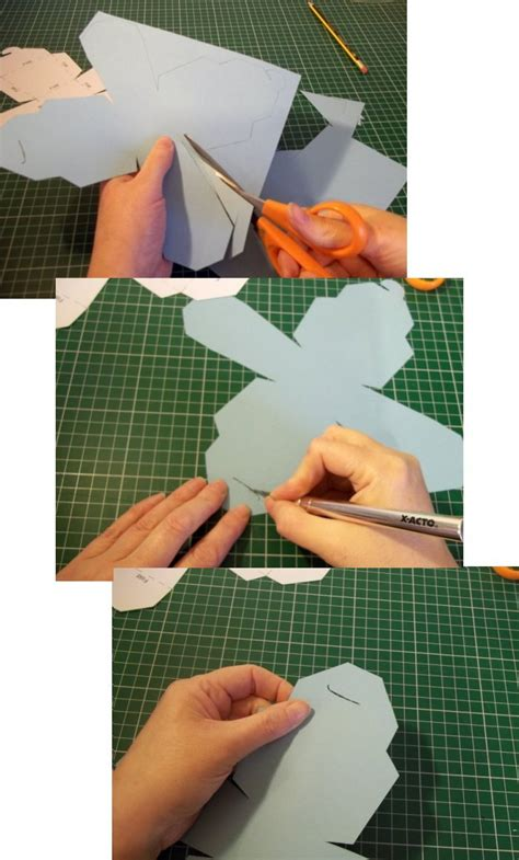 How To Make A Small Box Out Of Construction Paper - things to make and do take away gift box