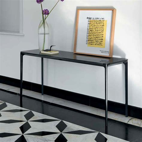 glass sofa table decor chrome and glass console table dealing with glass