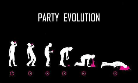 Meme Evolution - 40 most funniest party meme pictures and photos
