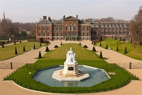 what is kensington palace kensington palace historic and botanic garden trainee
