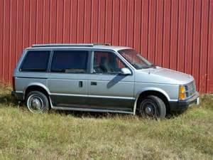 classic 1984 dodge caravan collector car for sale photos