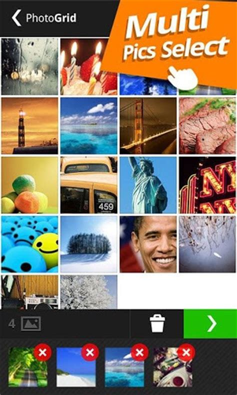 best collage app android top 7 collage apps for your android